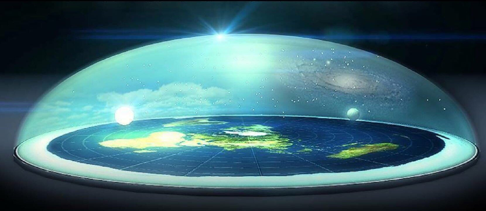"THE BIBLICAL FLAT EARTH: ""IN THE EARTH"""