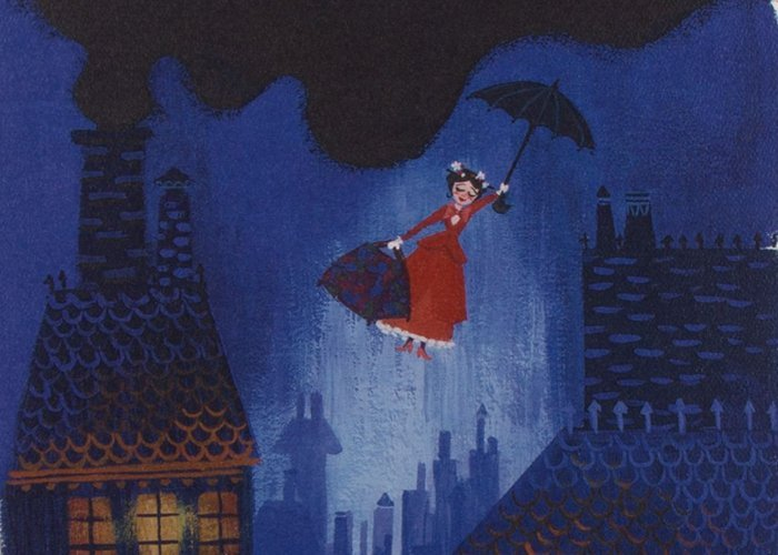 Mary Poppins: Part Time Nanny, Full Time Witch | P.L. Travers and the Occult