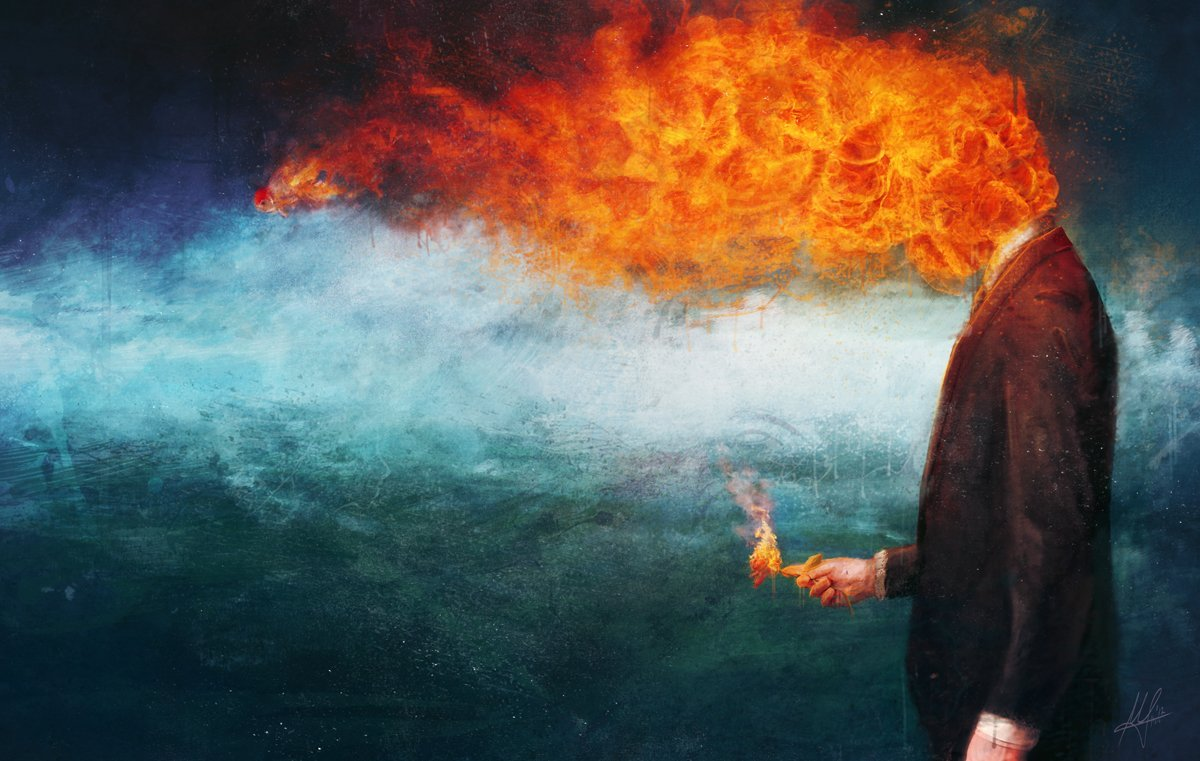 """Our God Is a Consuming Fire 