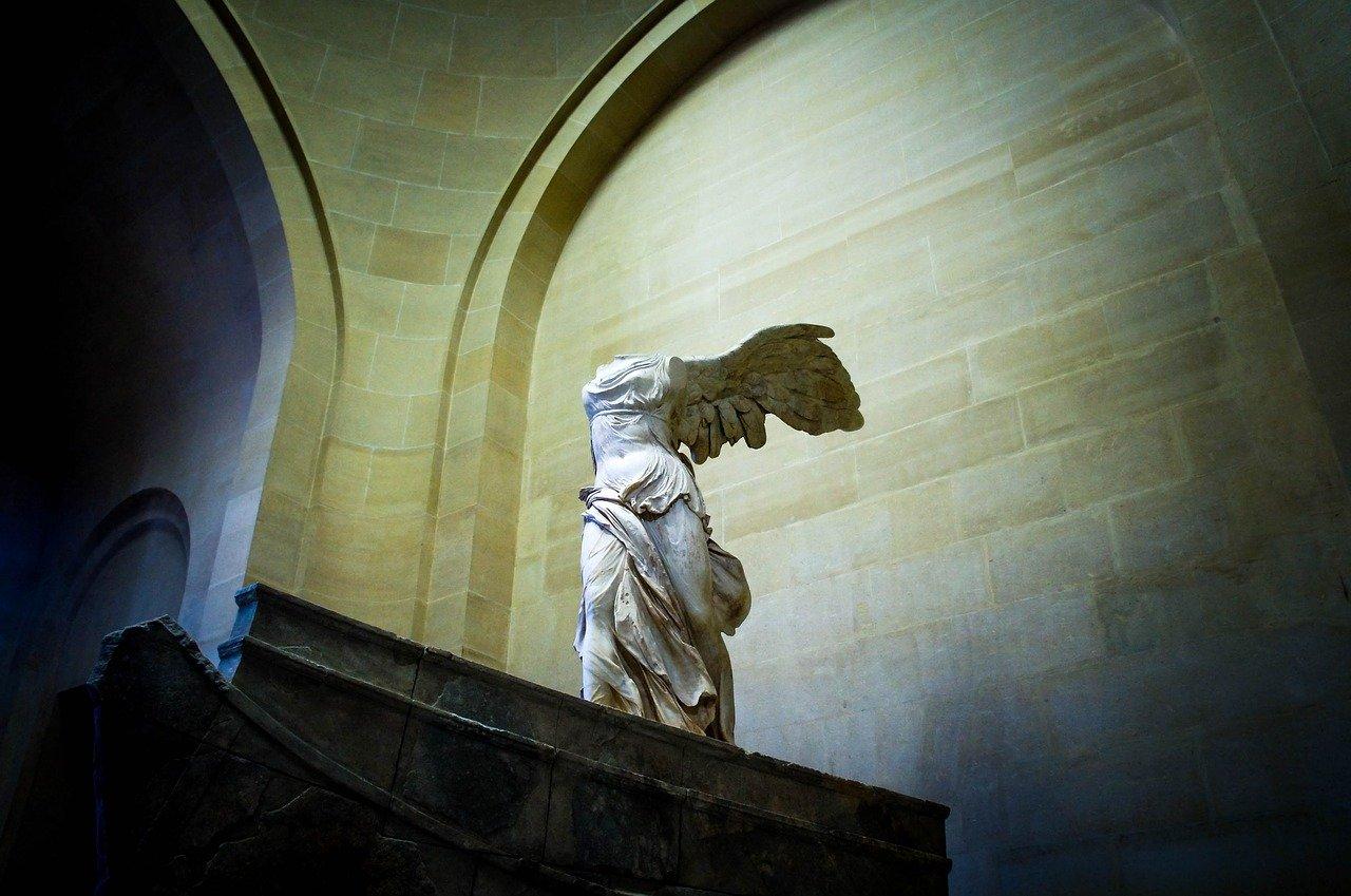 winged-victory-of-samothrace-1891666_1280