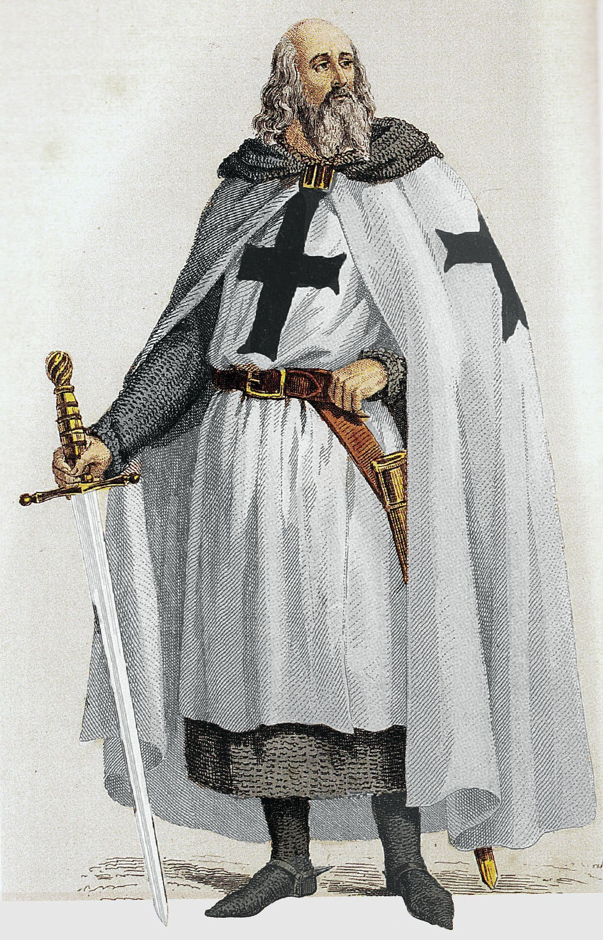 Jacques de Molay - Wikipedia