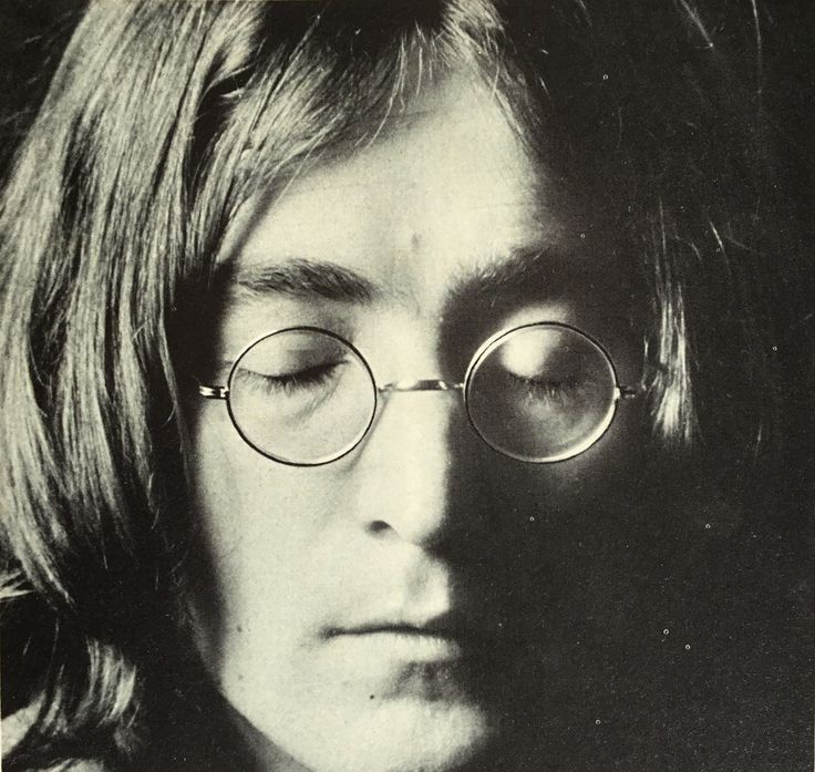 John Lennon - White Album 8x10 glossy alt photo : beatles