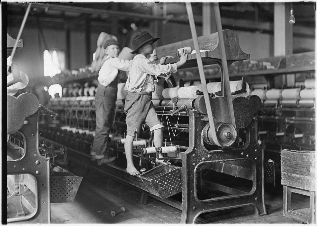 These Appalling Images Exposed Child Labor in America - HISTORY
