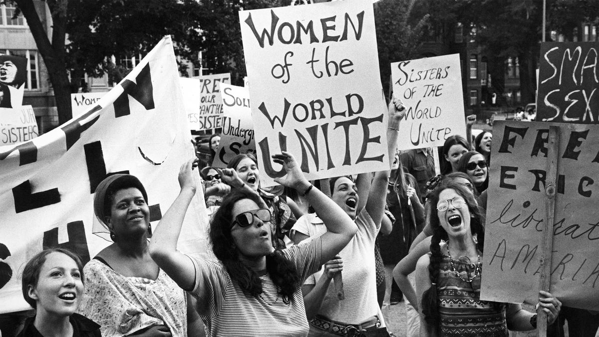 The waves of feminism, and why people keep fighting over them ...