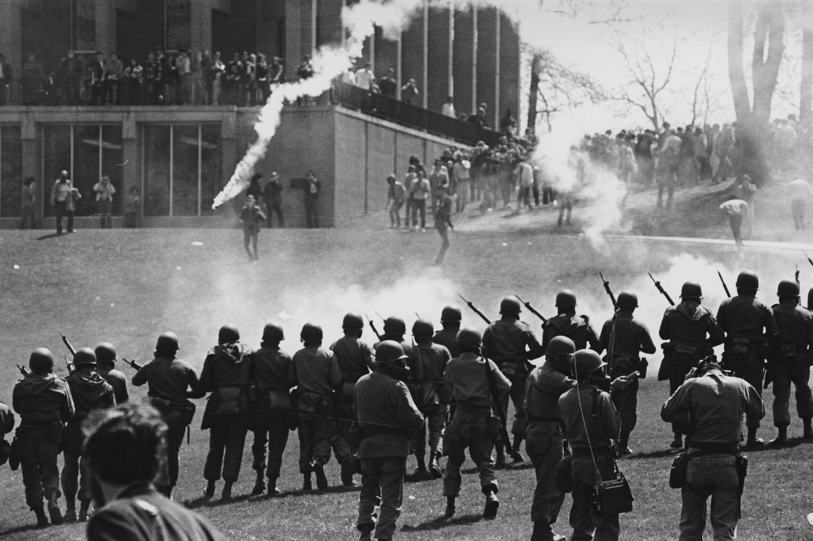 Kent State shooting | History, Responsibility, & Remembrance ...