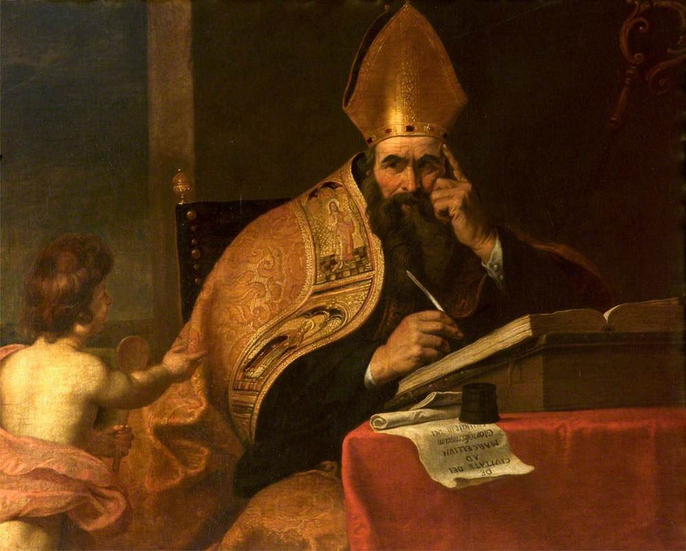 St. Augustine of Hippo - The Bishop's Bulletin
