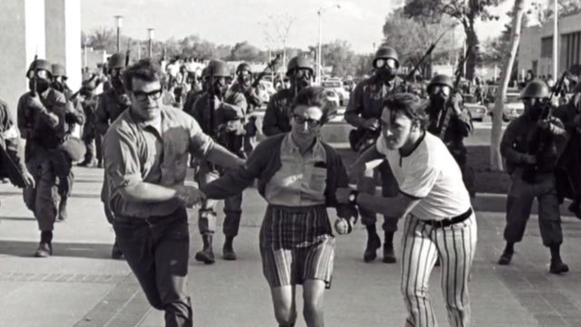 Former Kent State students speak out, 50 years after deadly ...