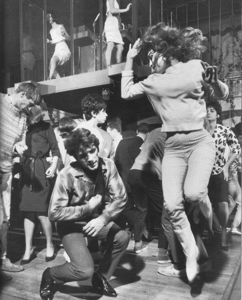 Getting down at the Whiskey a Go Go, 1960s. The Whiskey a Go Go ...