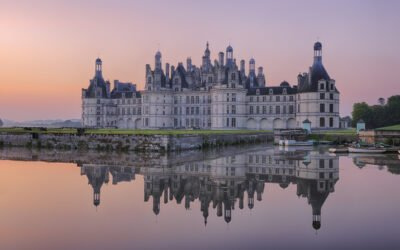 The Tower of Babel Is a Coiled Double-Helix |  Michelangelo's Trans-humanism at Chateau de Chambord