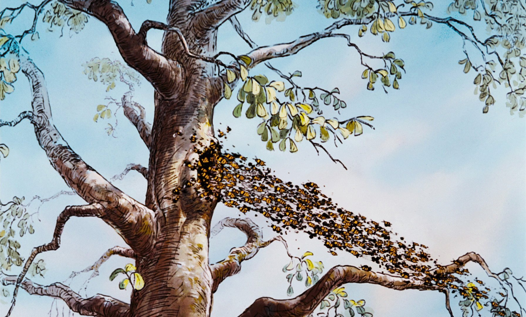 The Bees | Disney Wiki | Fandom
