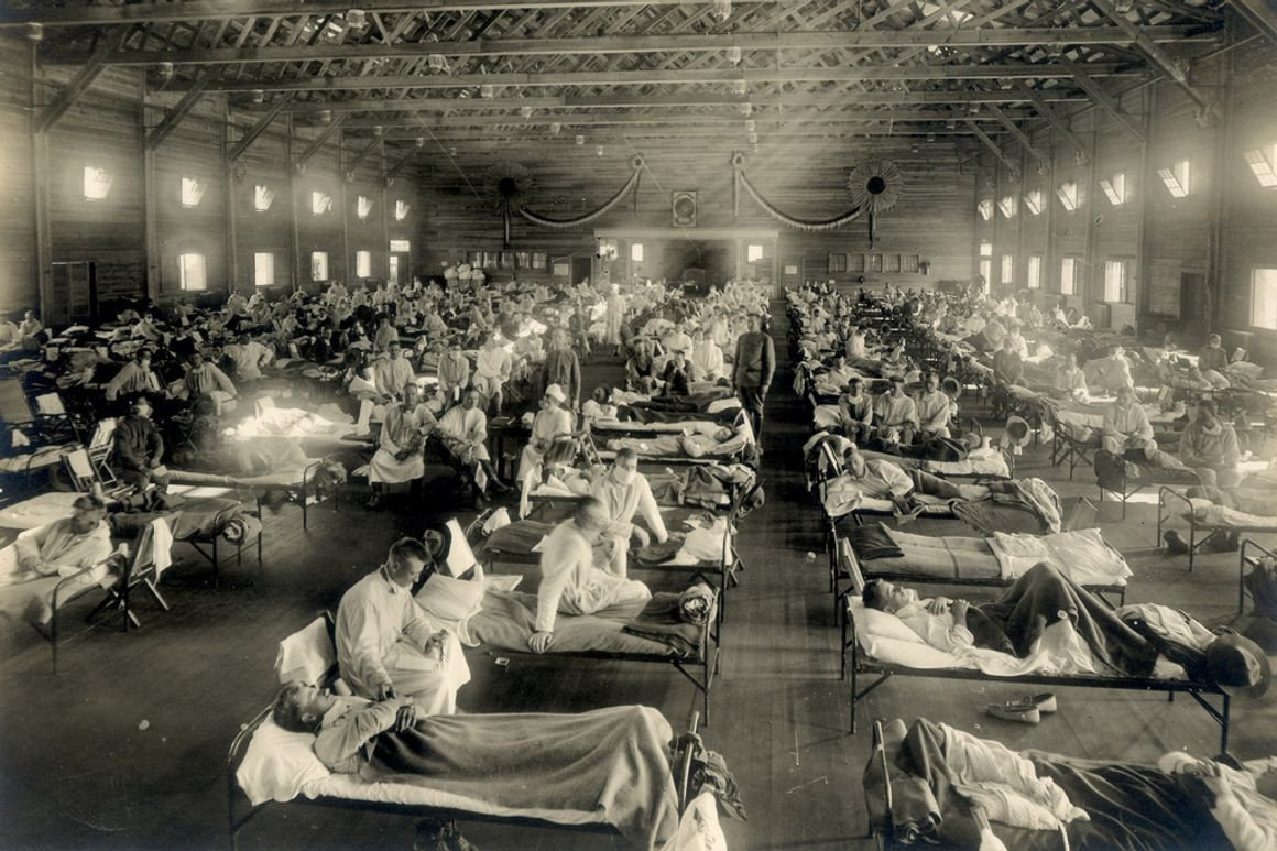 What the Spanish Flu Debacle Can Teach Us About Coronavirus - POLITICO