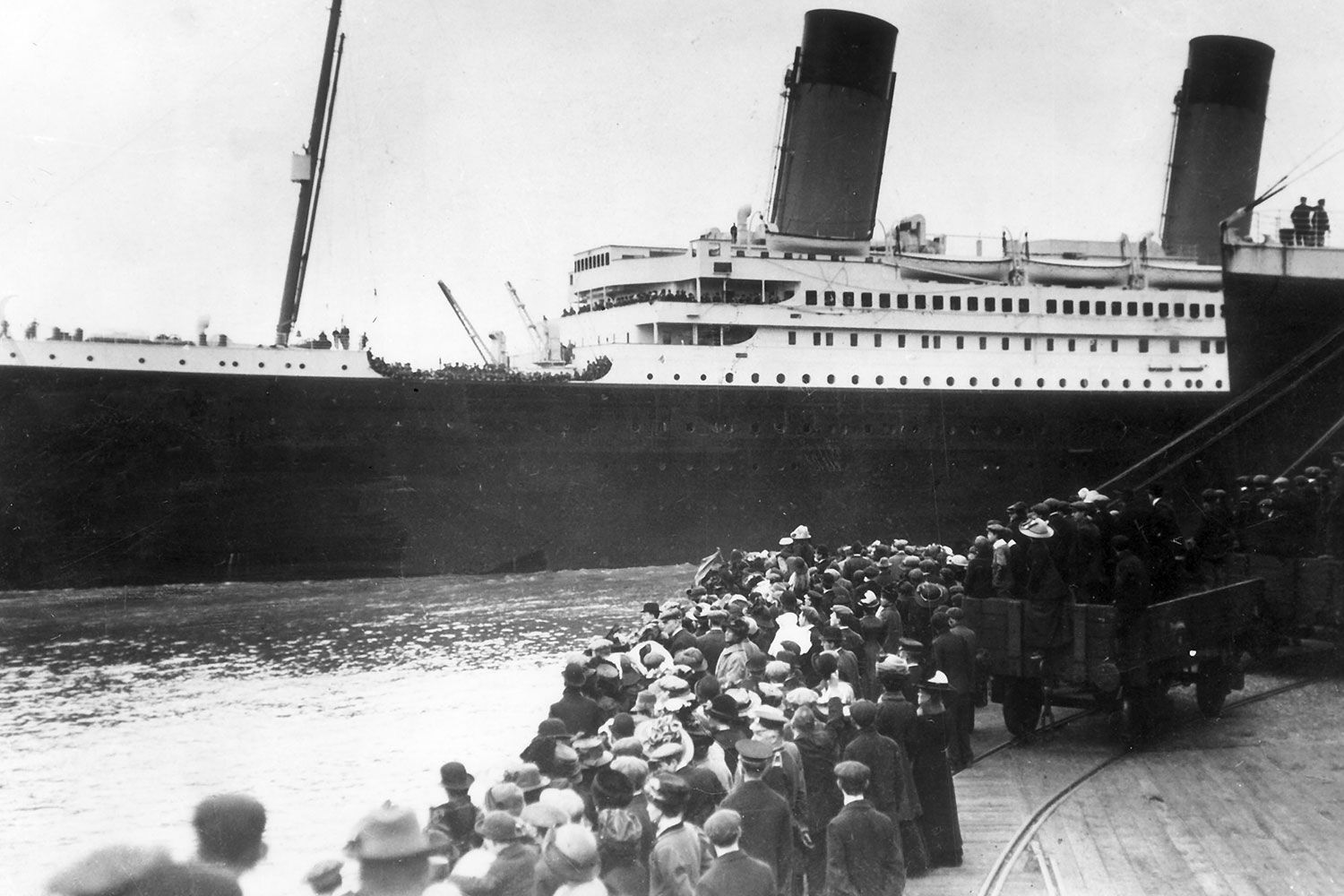 TITANIC Is Gonna Need a Bigger Boat (For This Sinking Myth to Swim)