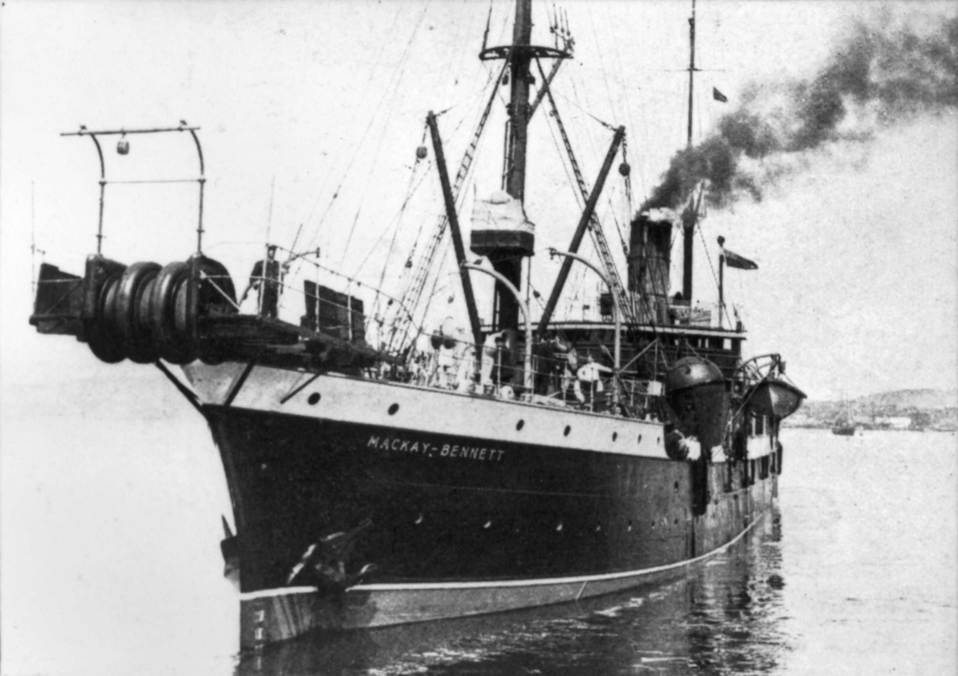 The tragic true story of the grisly Titanic recovery operation ...