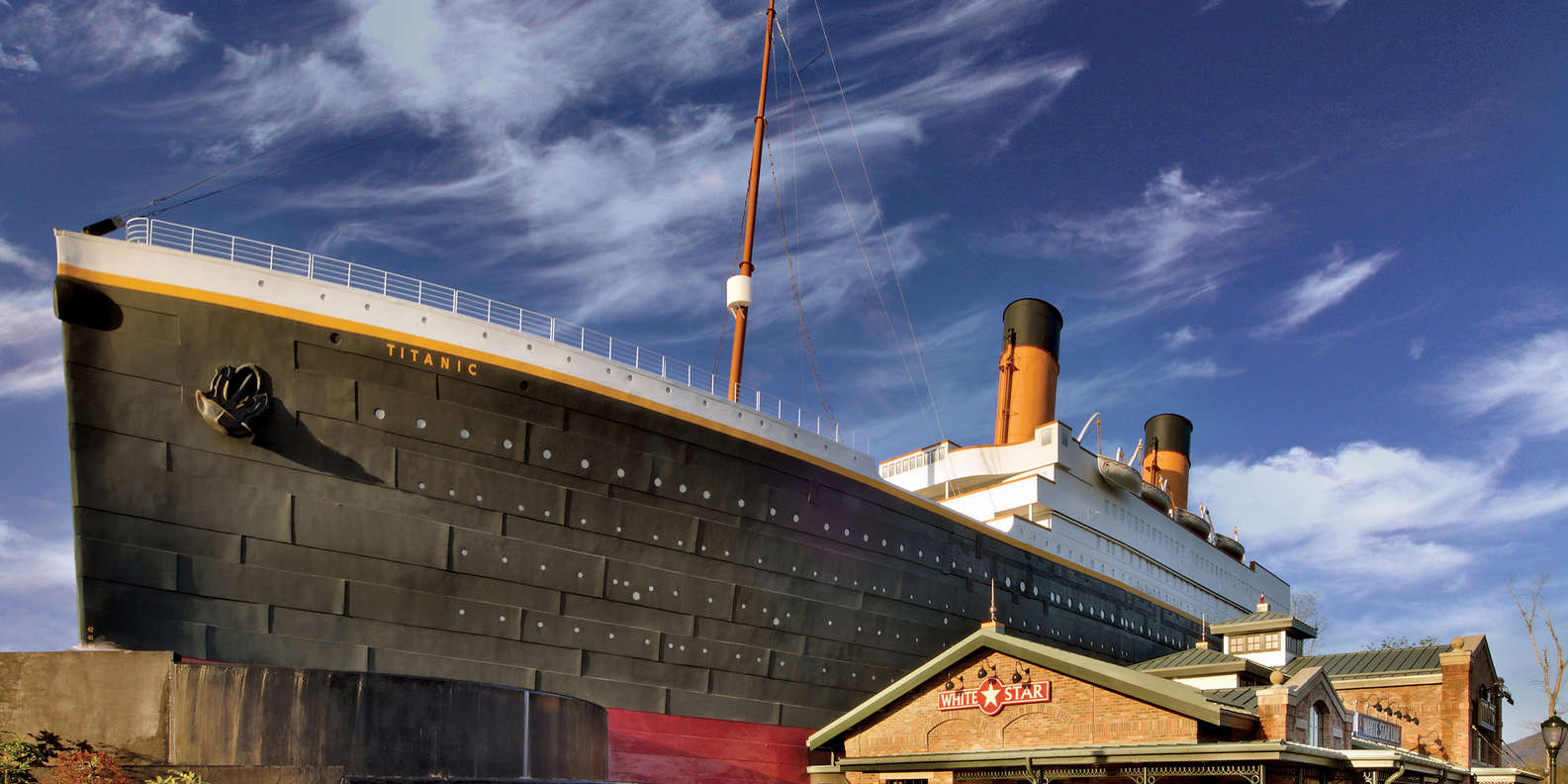 Pigeon Forge: Titanic Museum Advance Purchase Ticket - Pigeon ...