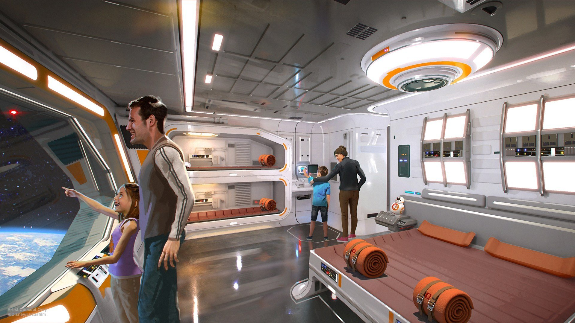Everything we know about Disney's Star Wars Hotel -- Galactic ...