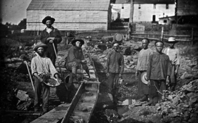 I Do Not Believe in the 1849 California Gold Rush