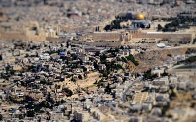 The Temple Mount in Jerusalem is a Hoax