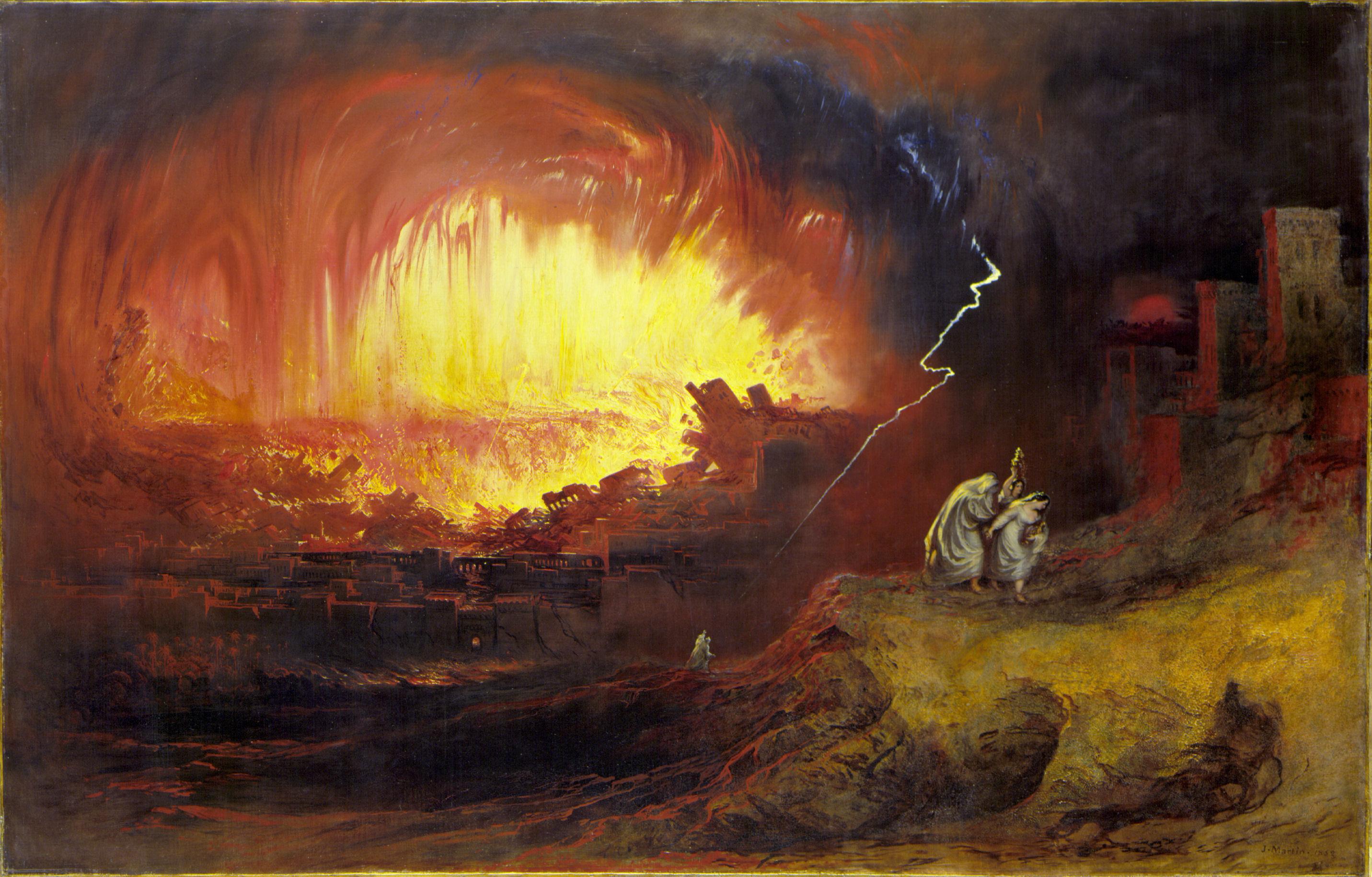 Sodom and Gomorrah - Simple English Wikipedia, the free encyclopedia