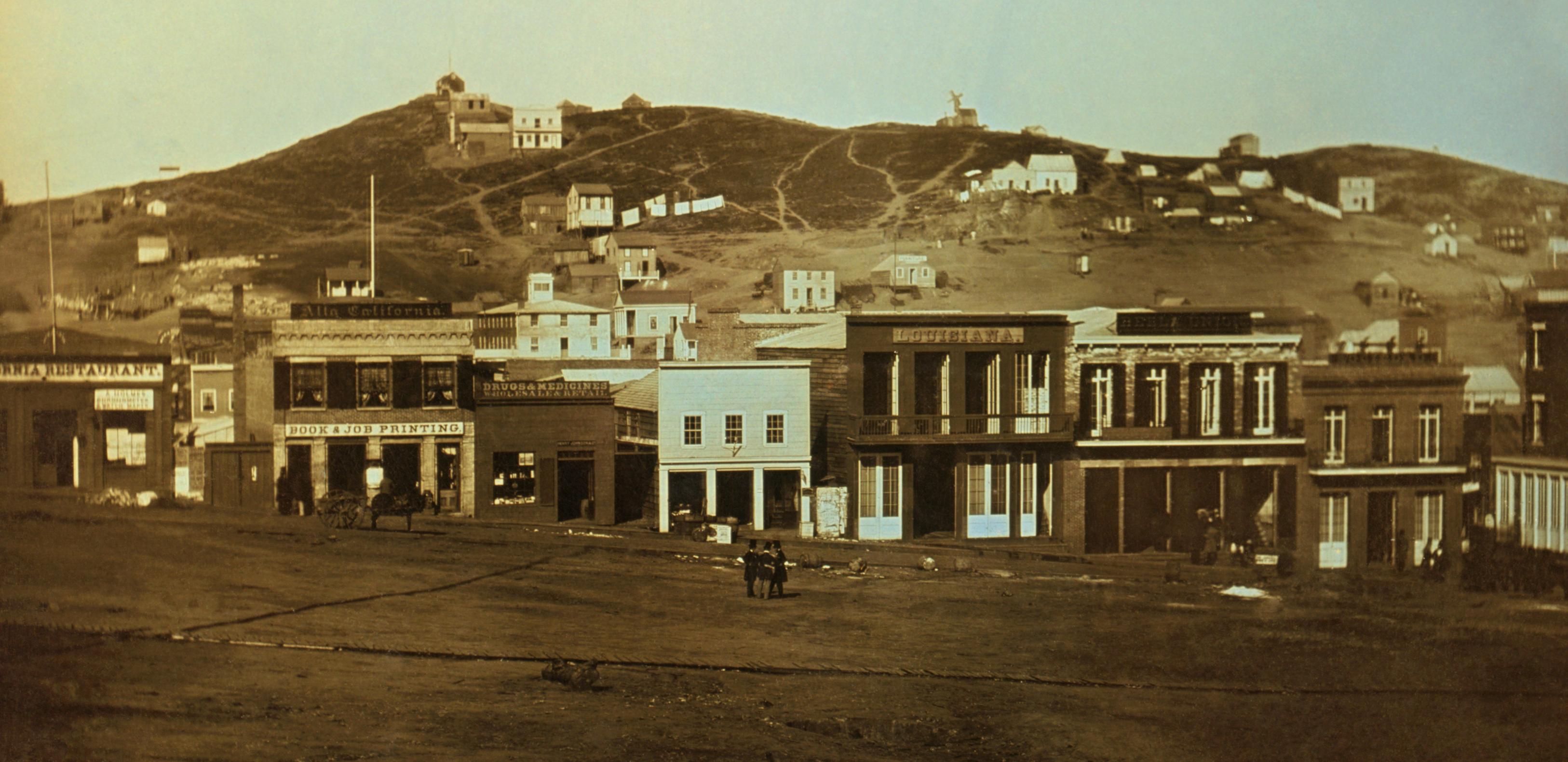 History of San Francisco - Wikipedia