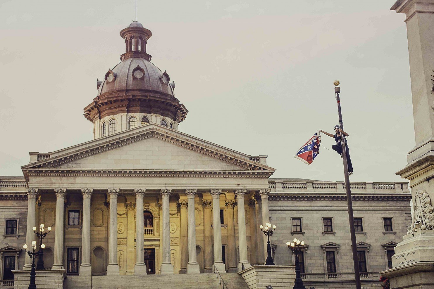 Bree Newsome, Who Pulled Down S.C. Confederate Flag in 2015 ...