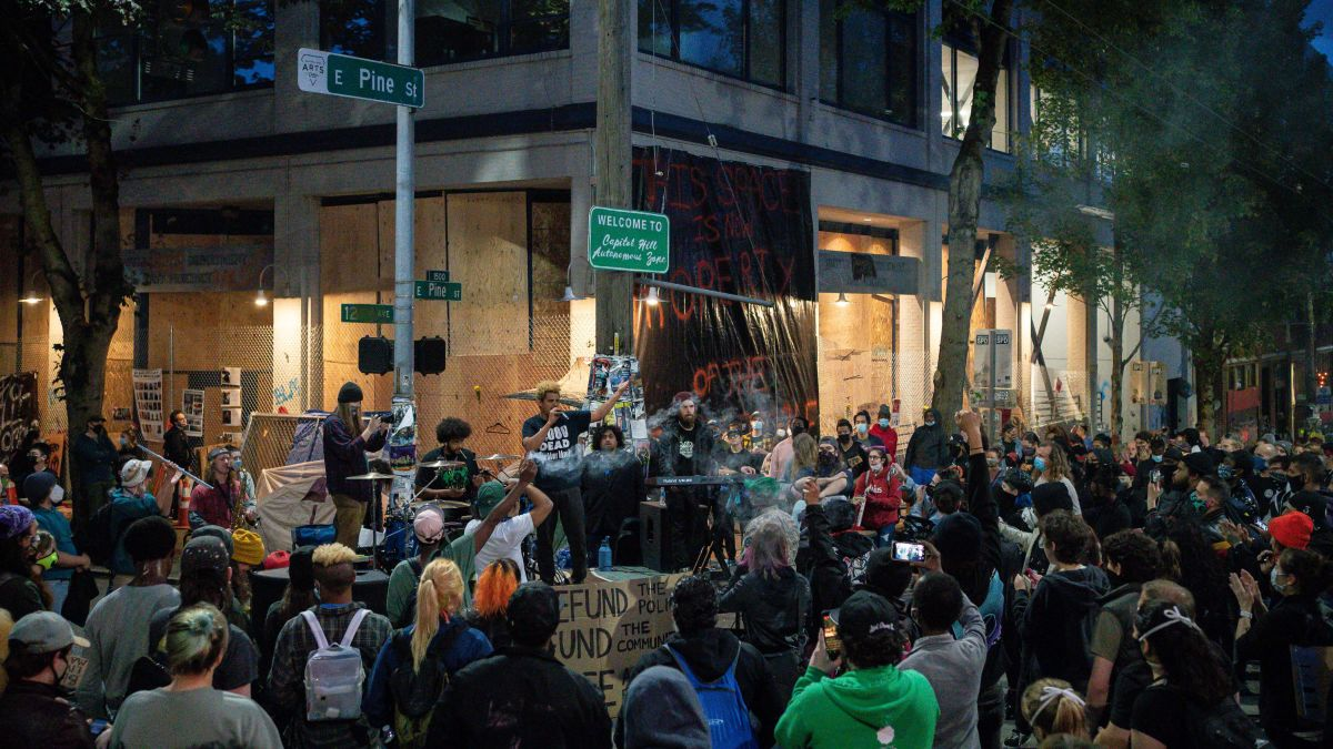 Seattle police want to return to vacated precinct in what ...
