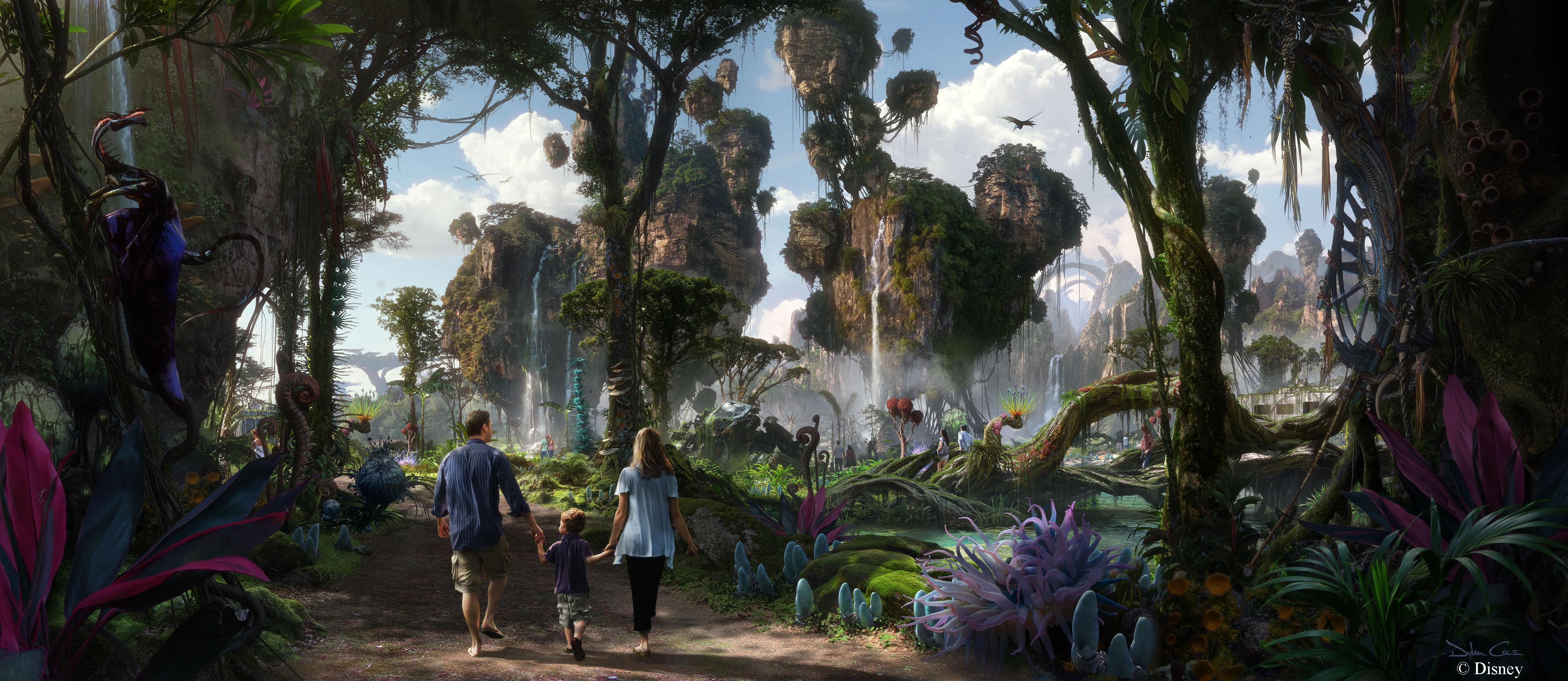 Pandora: The World of Avatar | Disney Wiki | Fandom