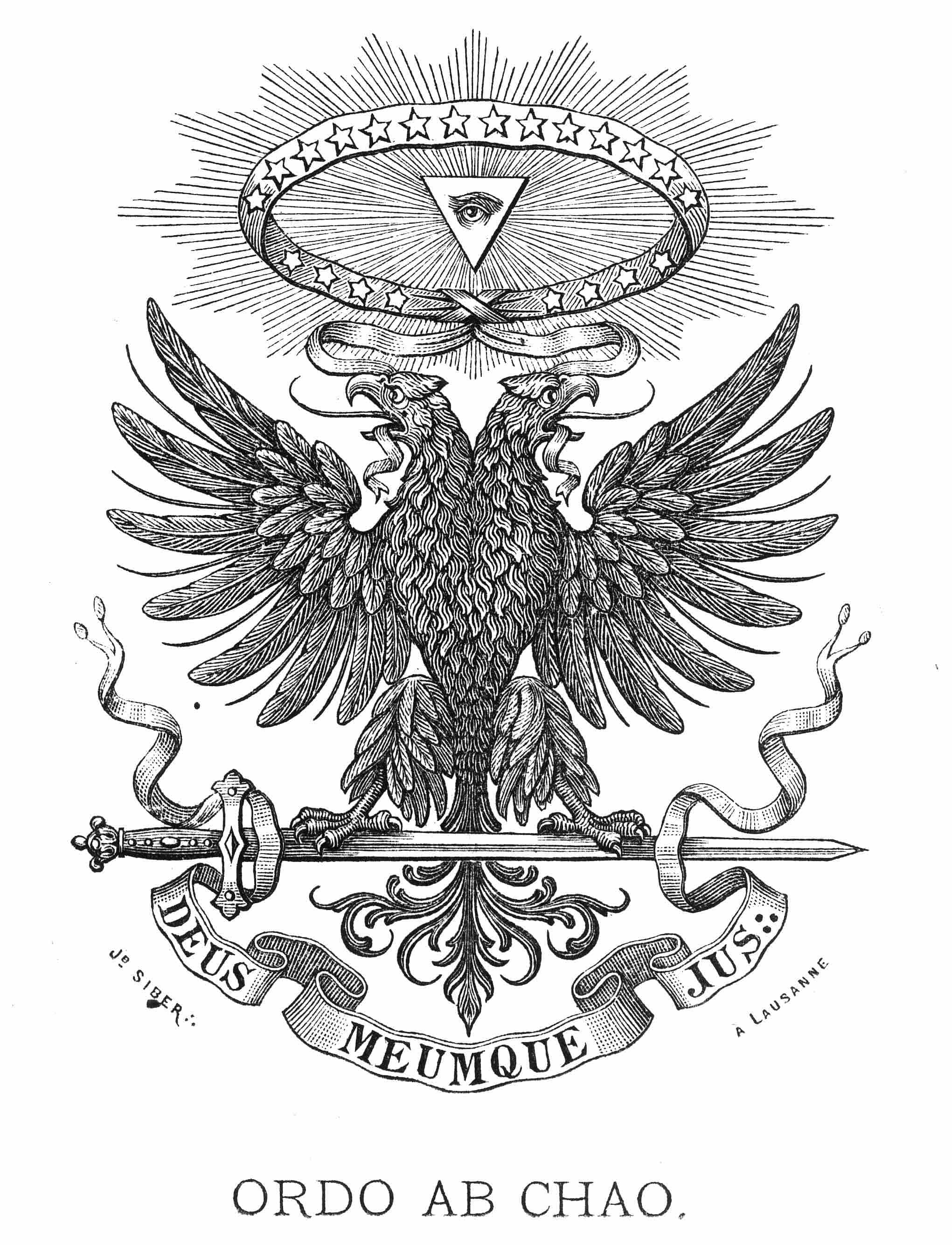 order out of chaos freemasonry - Royal Arch Masons of England