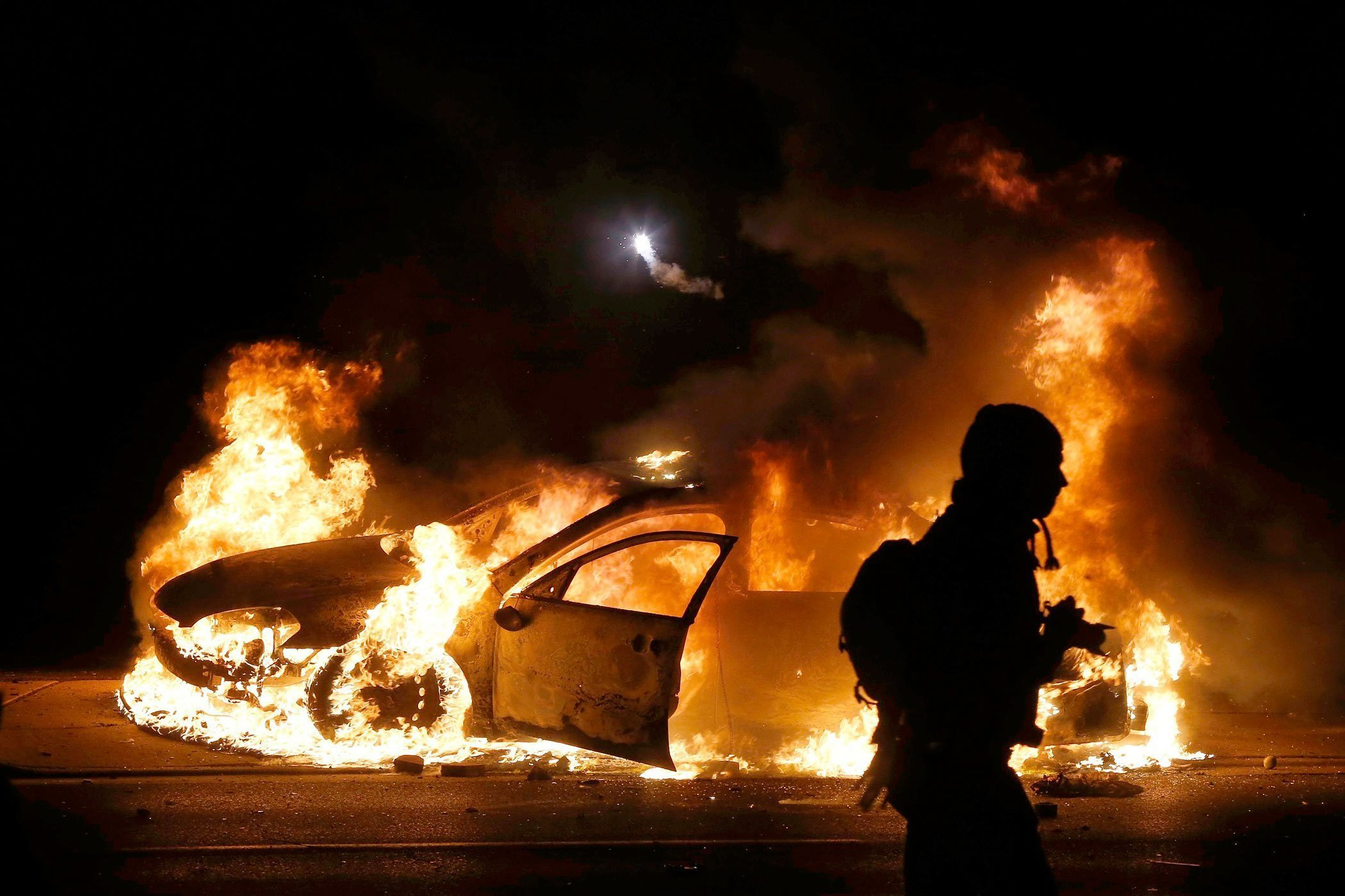 Ferguson Riots: In Defense of Violent Protest | Time