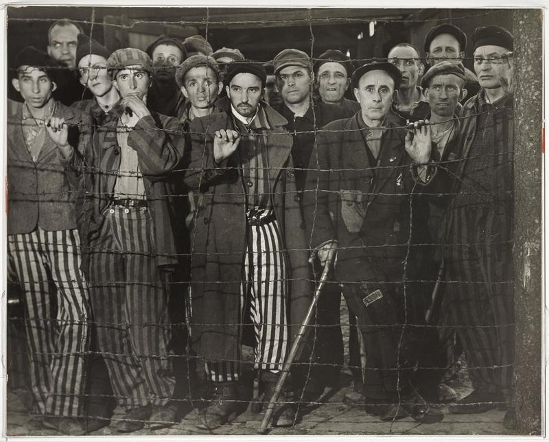 The Living Dead at Buchenwald, Margaret Bourke-White | Mia