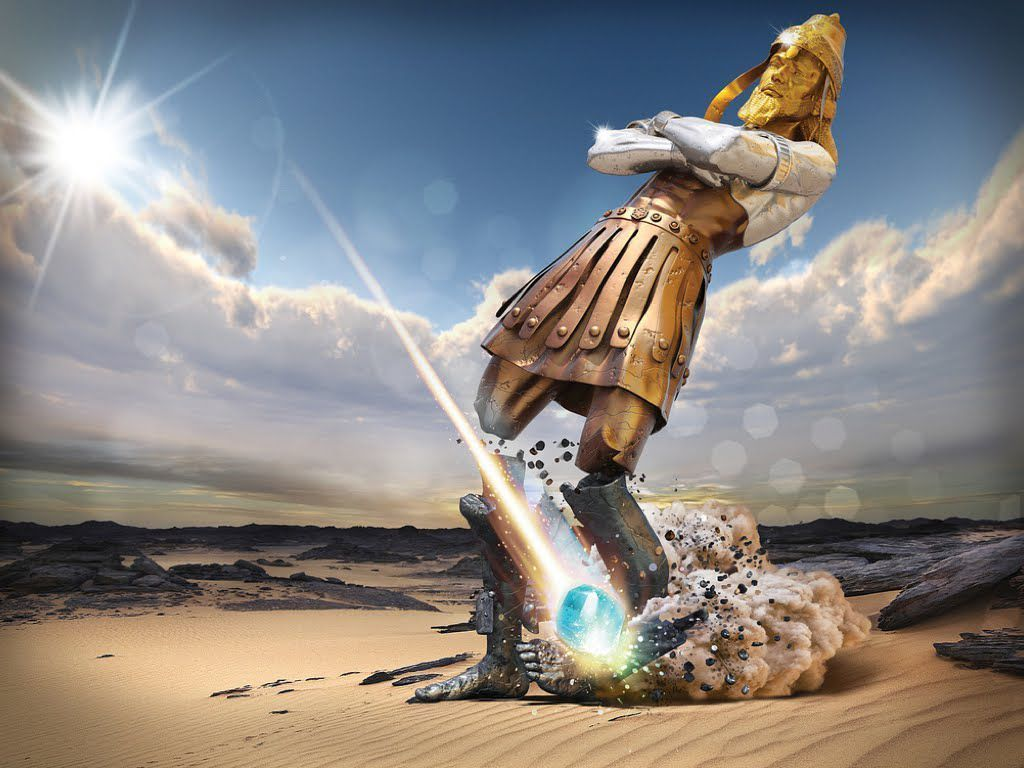 Nebuchadnezzar's Vision of the Colossus Explained | Present Truth ...