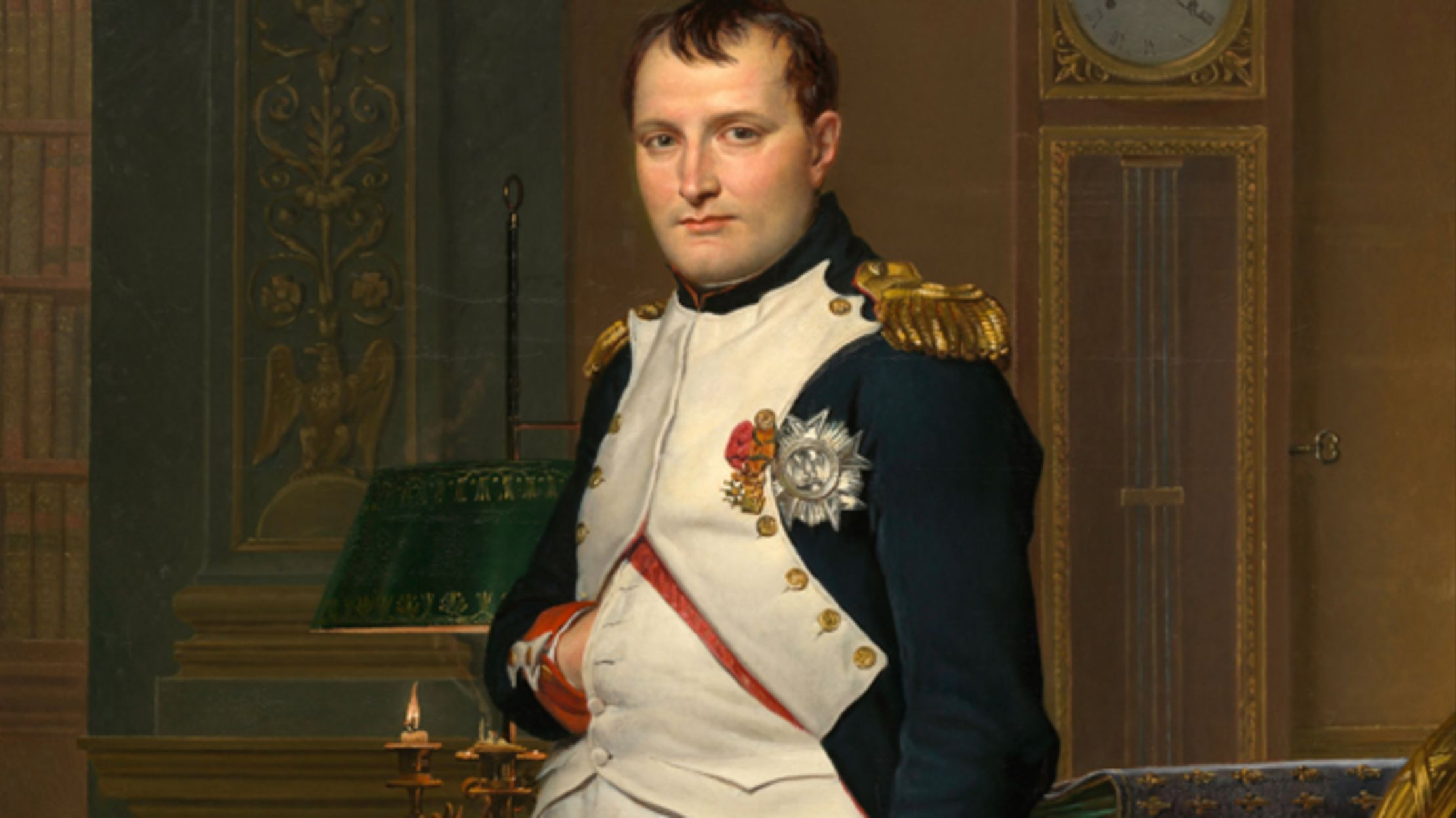 Why was Napoleon Usually Painted with A Hand in His Coat?   Mental ...