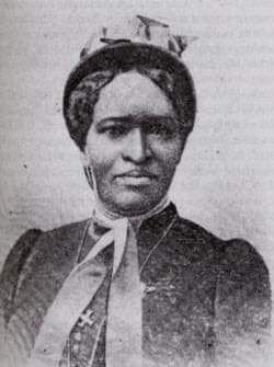 Rev Lucy Farrow (1847-1911)