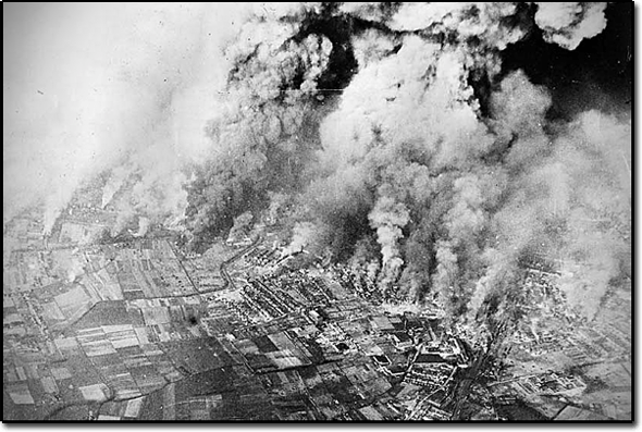 The Deliberate Fire Bombing of German Cities – World War 2 Truth