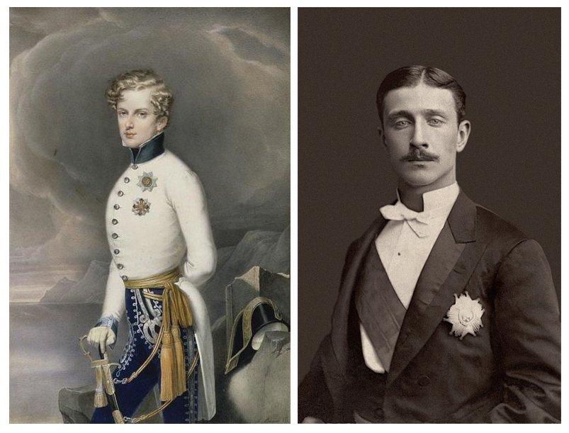 Napoleon II and IV
