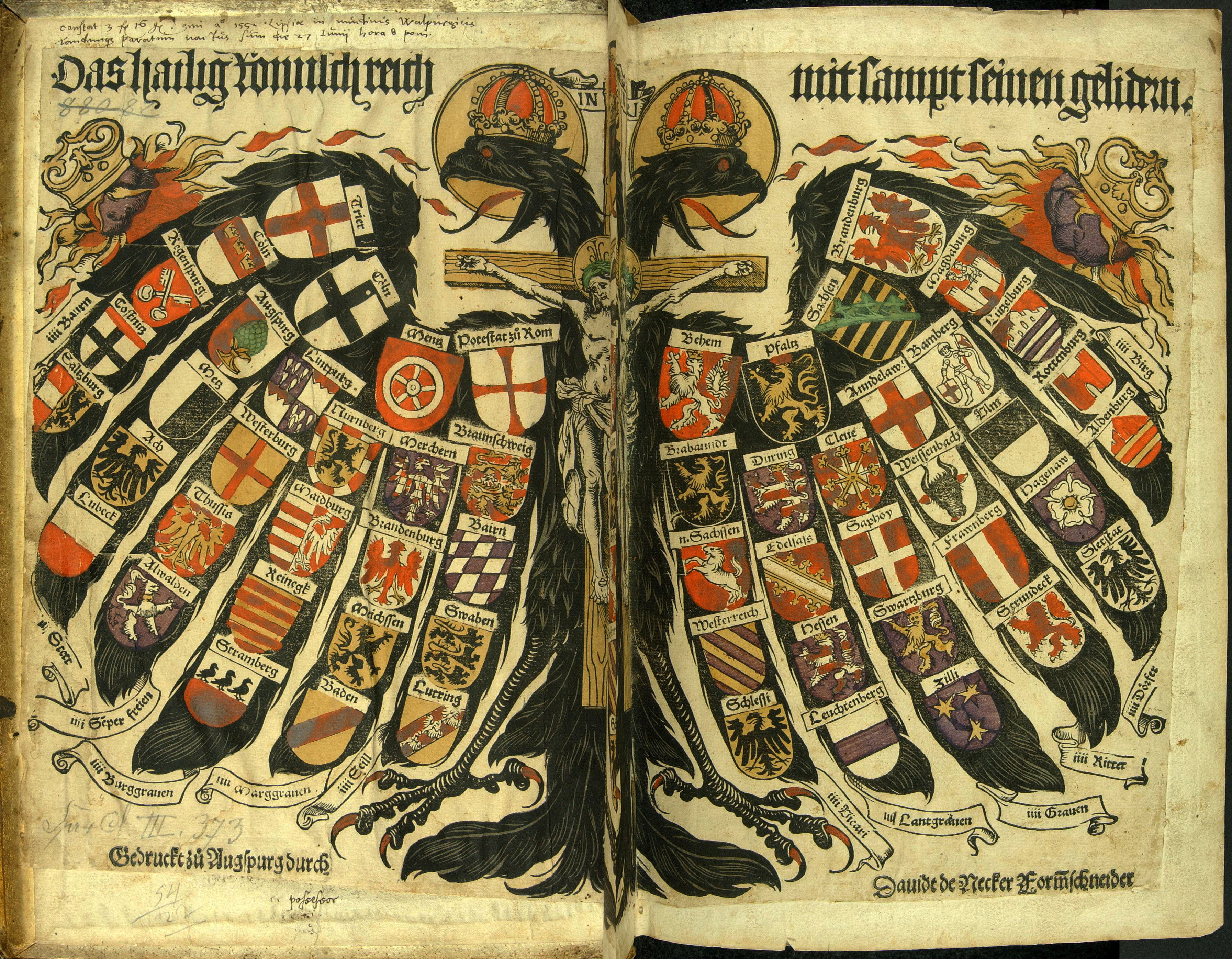 Coats of arms of the Holy Roman Empire - Wikipedia