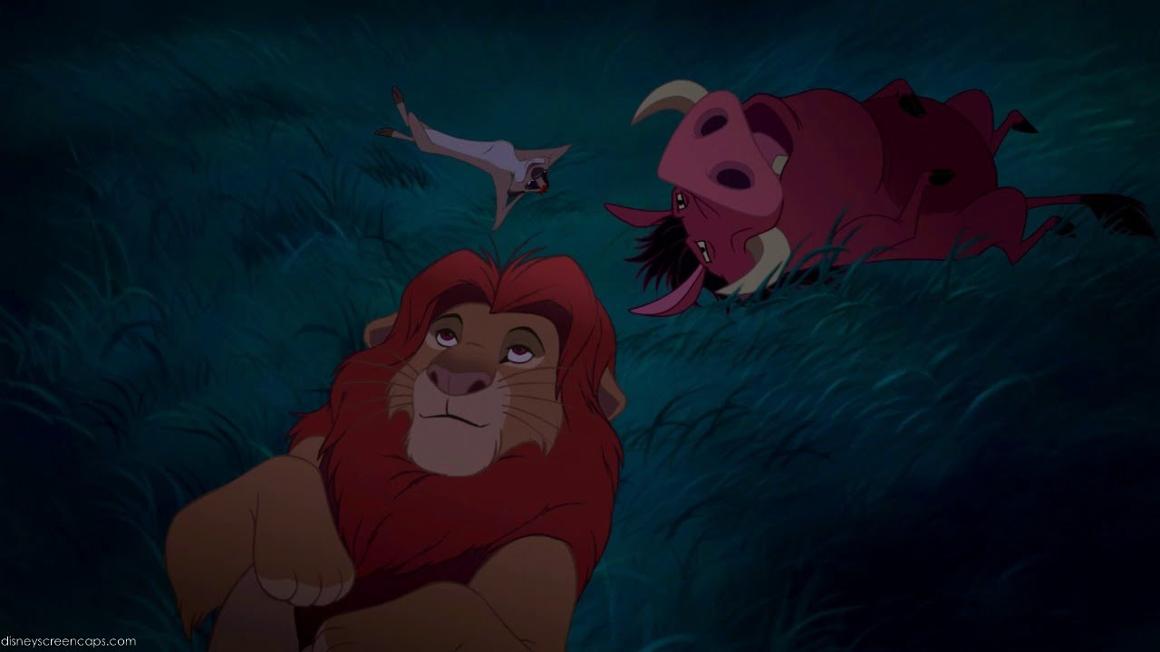 Lion King - Timon, Pumbaa and Simba - YouTube