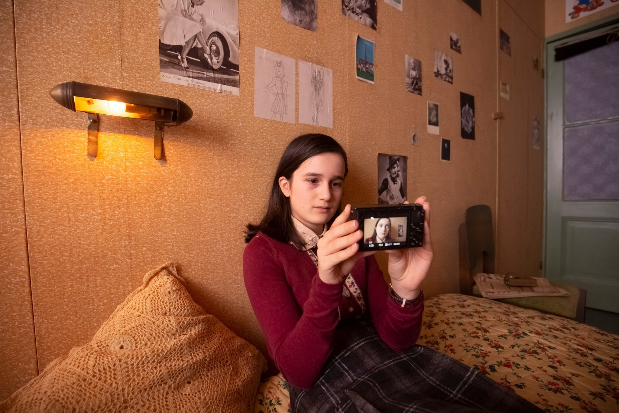 The (Video) Diary of Anne Frank - The New York Times