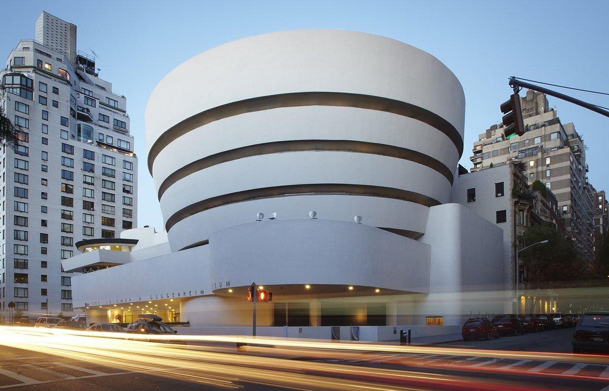 STUA Design collection in Guggenheim Museum NYC