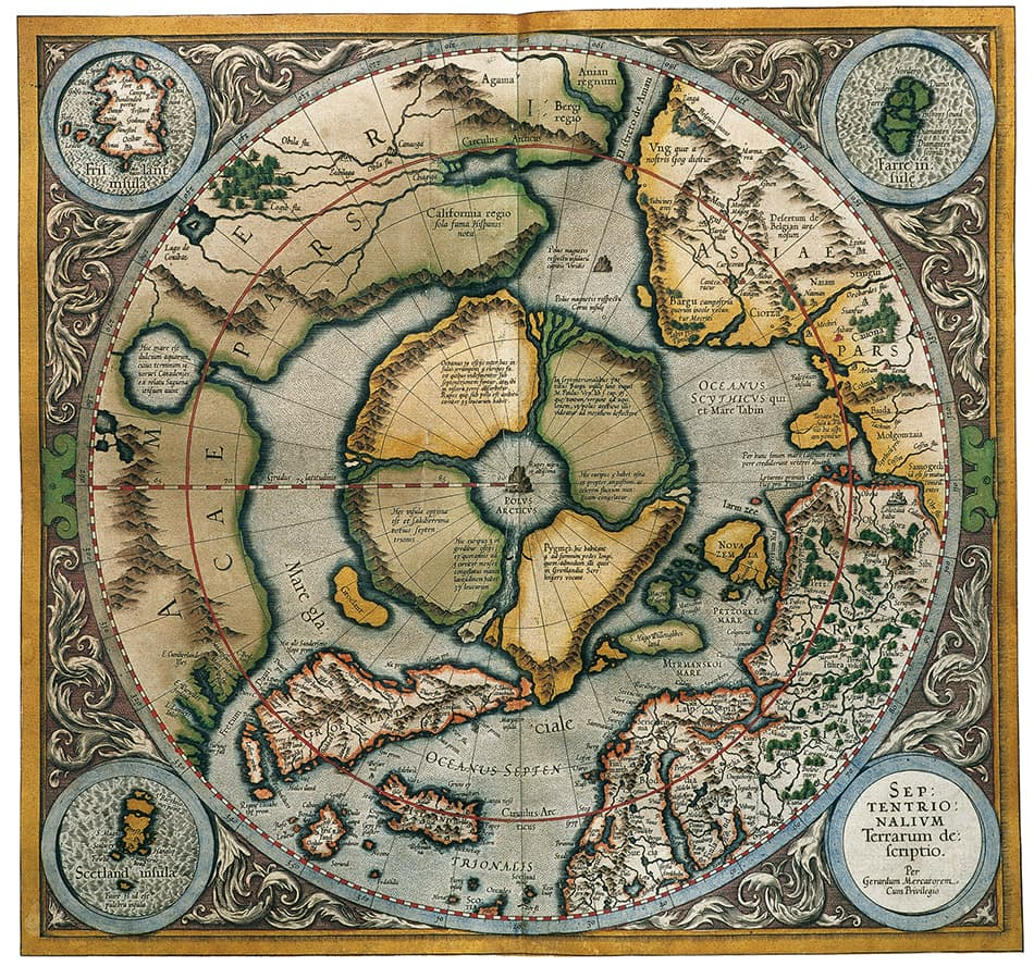 The human conquest of the polar regions « World Ocean Review