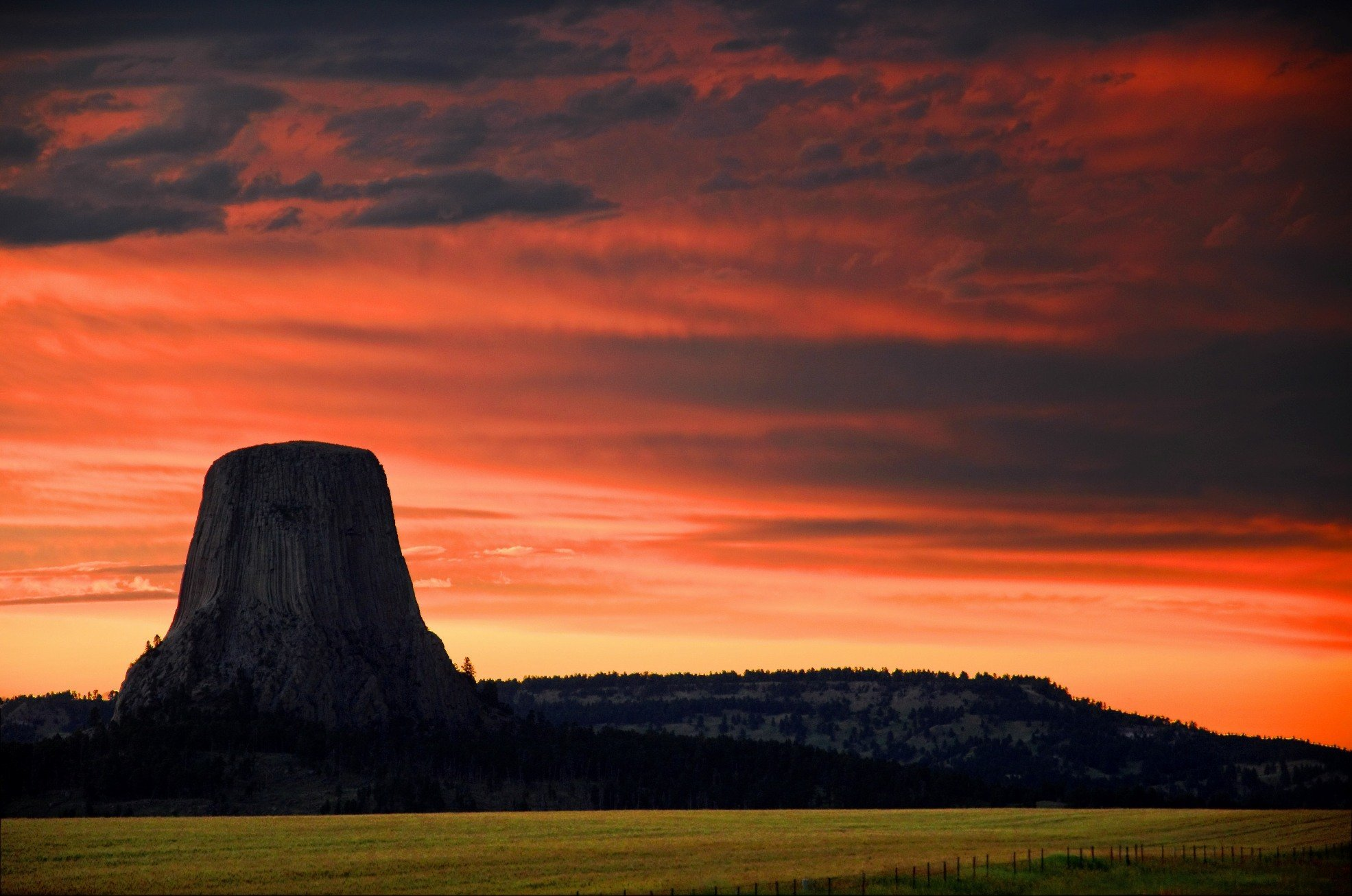 Photo of the Day: Devils Tower   Everywhere Once
