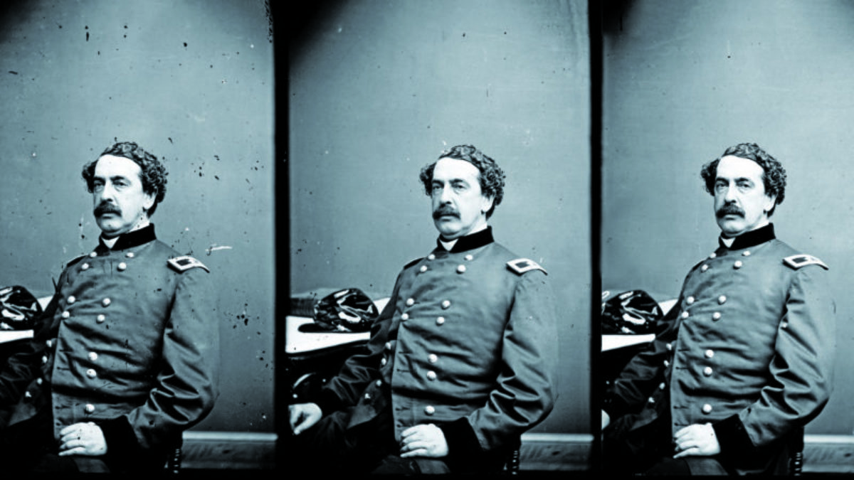 Union General Abner Doubleday Forever Seethed About 'Unfair Treatment' At Gettysburg