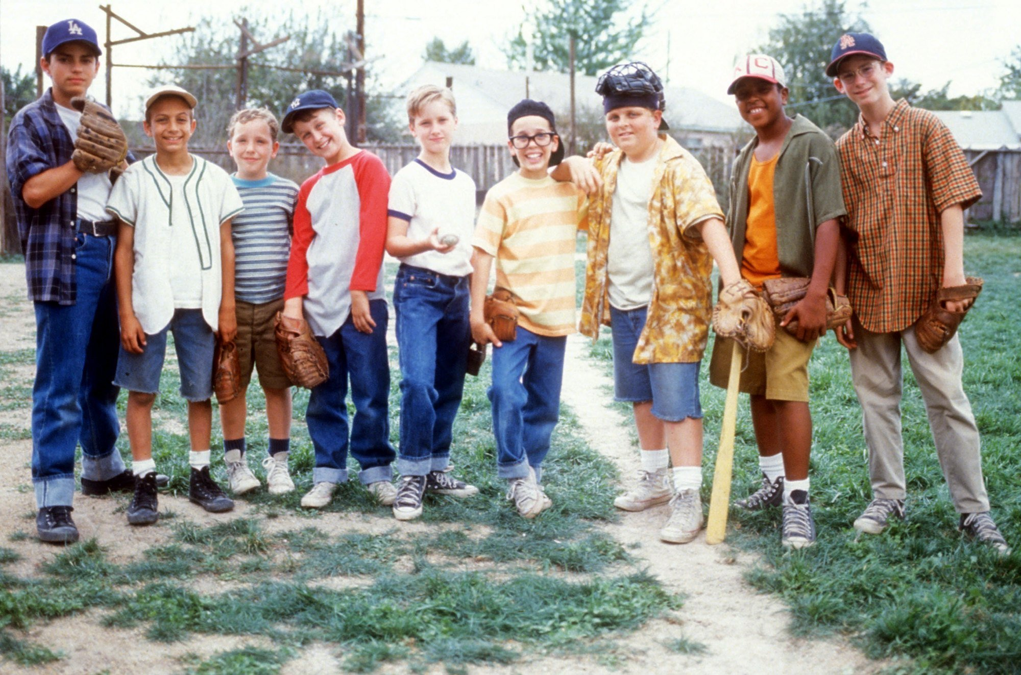 The Sandlot' Cast: Where Are They Now?