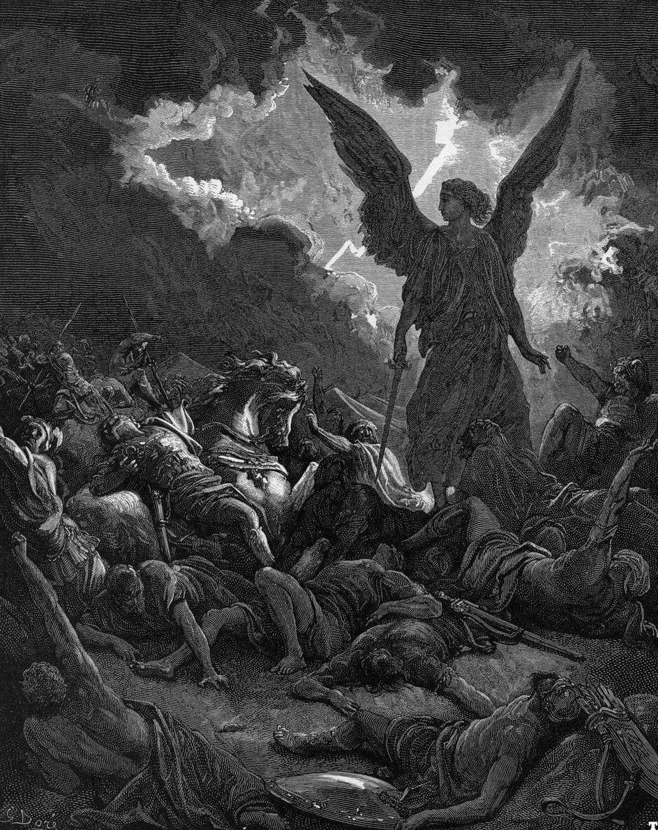 Pin by Natus Freeman on Piety   Gustave dore, Archangels, Archangel uriel