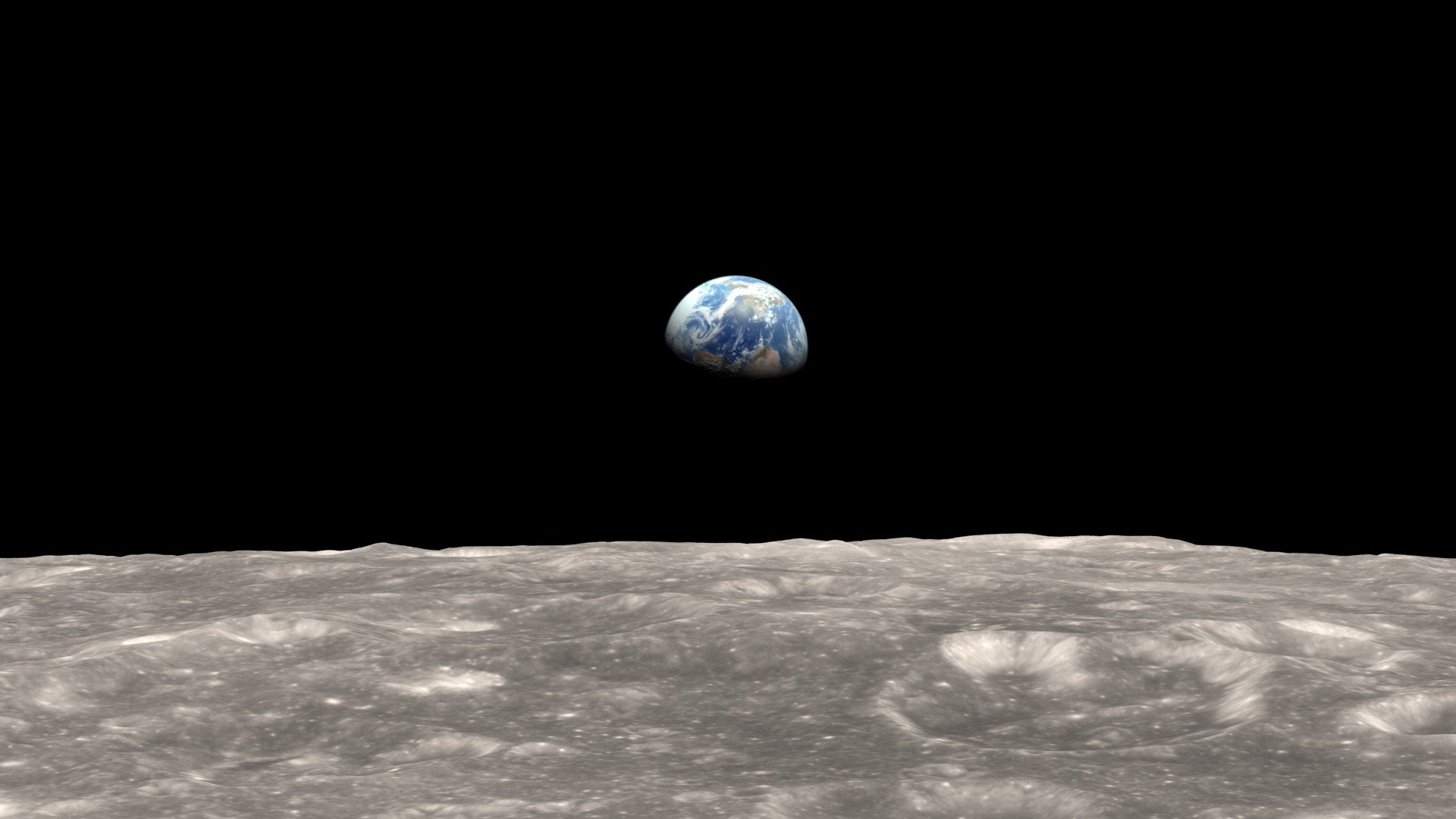 SVS: Earthrise in 4K