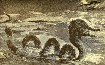 """Eyewitness Testimony to The SEA-SERPENT 