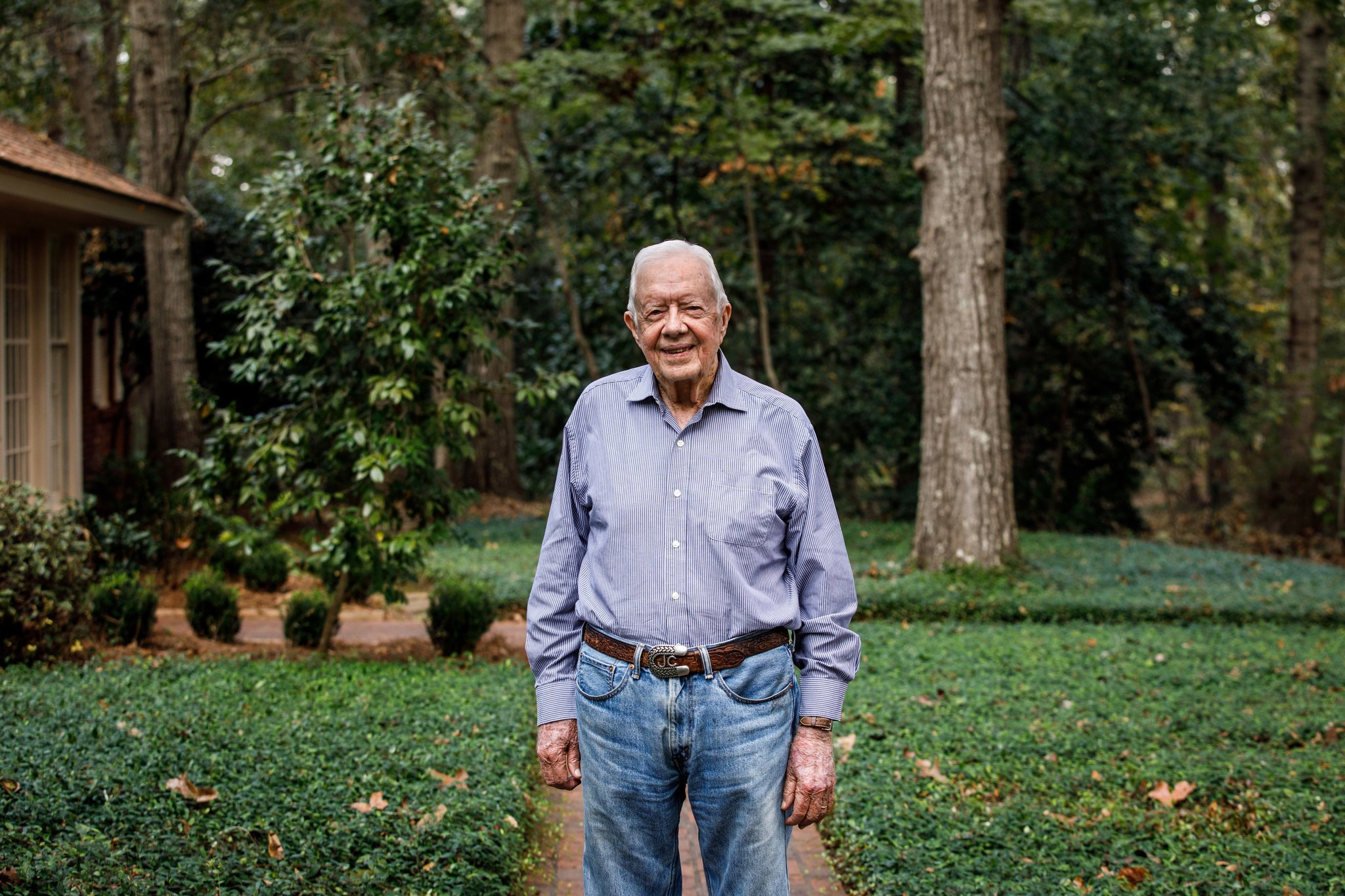 Jimmy Carter Is Now the Longest-Living U.S. President - The New York Times