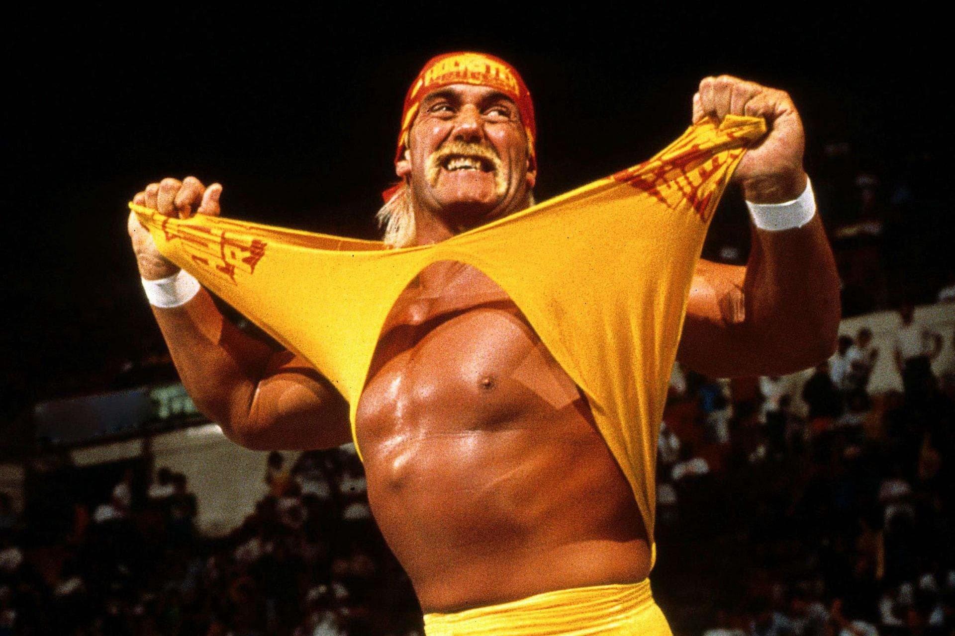 5 Signs Your Boyfriend Is Leaving You For WWE Superstar Hulk Hogan | by Robbie I. | Slackjaw | Medium
