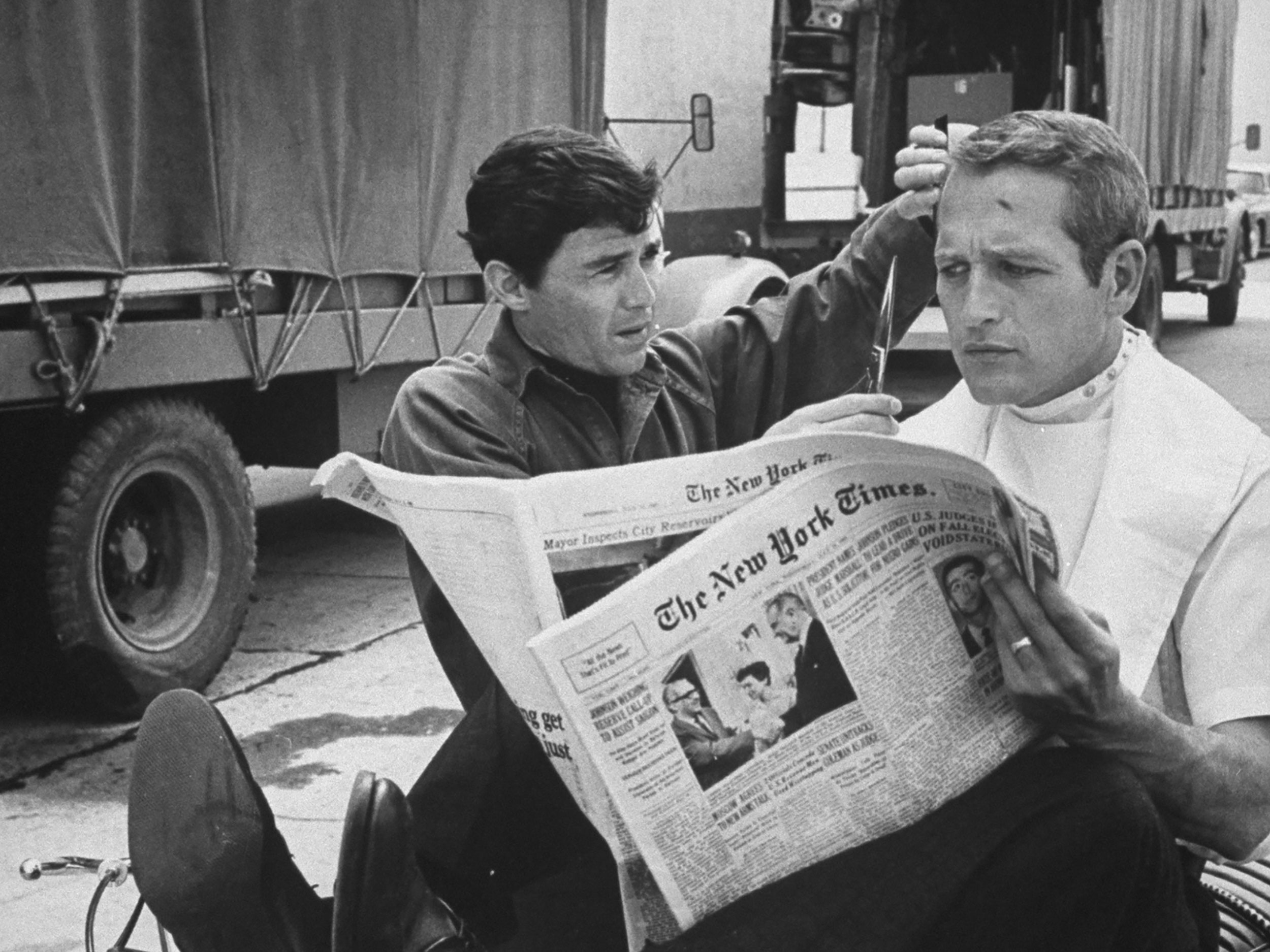 Remembering Jay Sebring, Hollywood's First Celebrity Hairstylist | Vogue