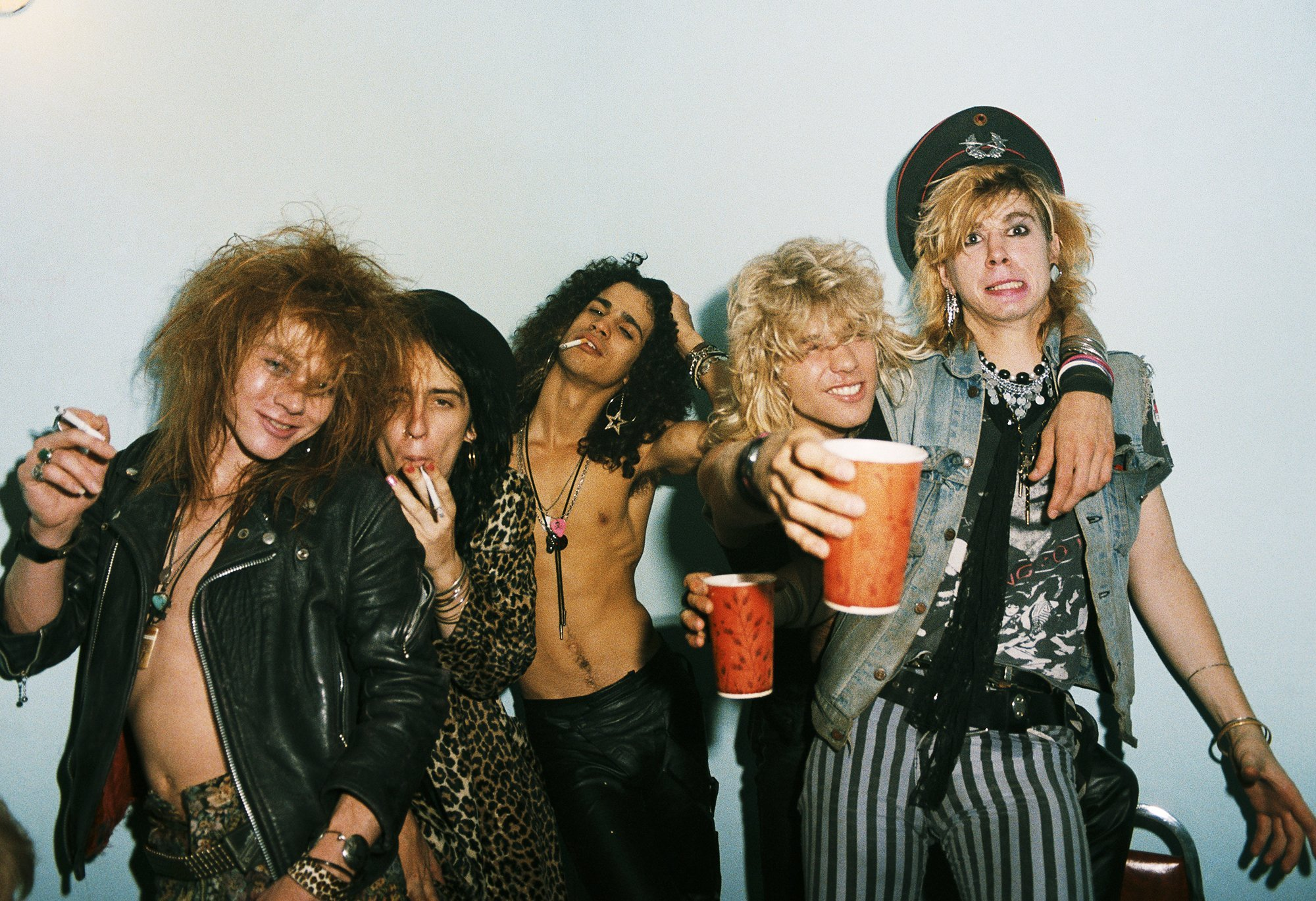 50 Wildest Guns N' Roses Moments - Rolling Stone