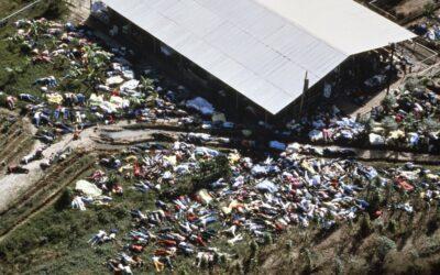 From JFK to Jonestown: Nobody Drank the Kool-Aid